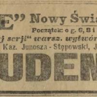 Kurjer Warszawski  wydanie wieczorne 1916, nr 323, s. 7.jpg