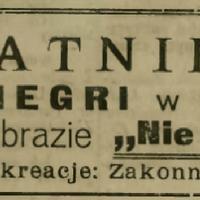Głos (wydanie poranne) 1917, nr 257 (6 października), s. 1.jpg