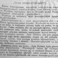 Duse kinematografu, Nowiny Sezonu 1913.jpg